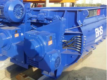 BHS Twin Shaft Concrete Mixer
